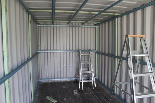 Shipping Container Office Our Family Projects